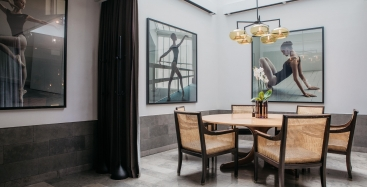 The Ballerina Room